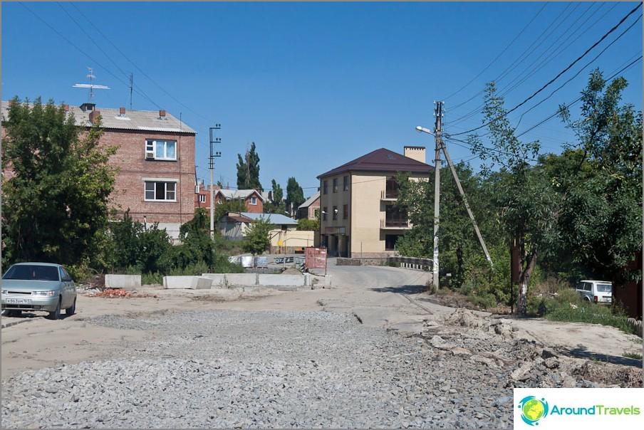 Rostov-na-Donin kadut