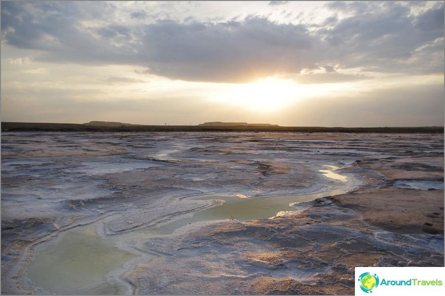 Salt Lake Baskunchak, Astrakhan Region