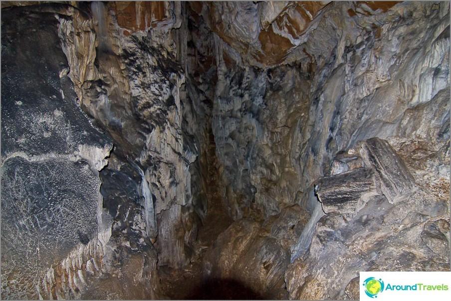 Terpi-Koba-luolan toinen sali