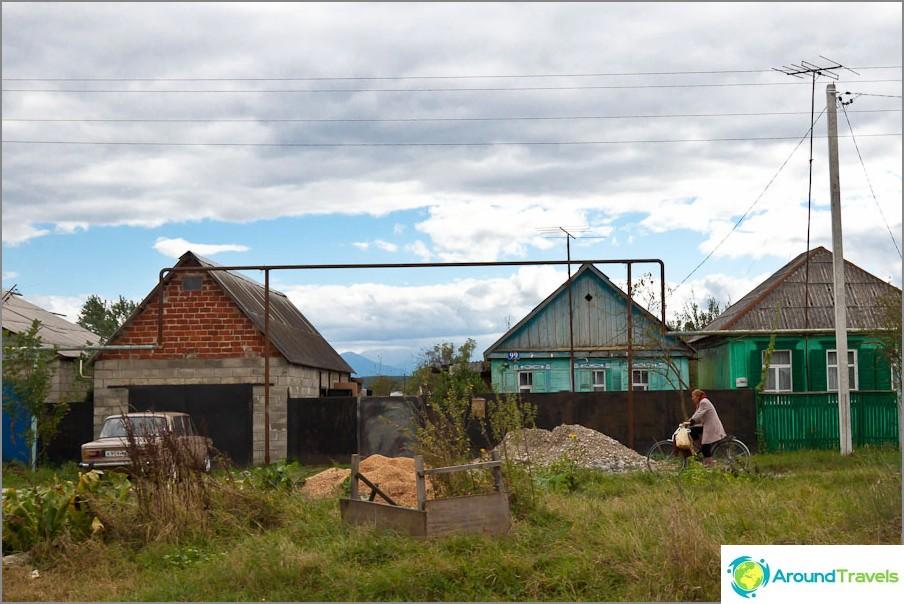 Kylä Absheronin alueella