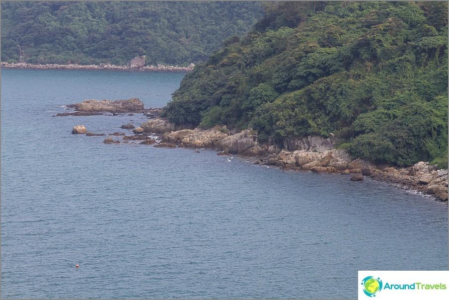 Hopeaketjuinen ranta Hong Kong (10)