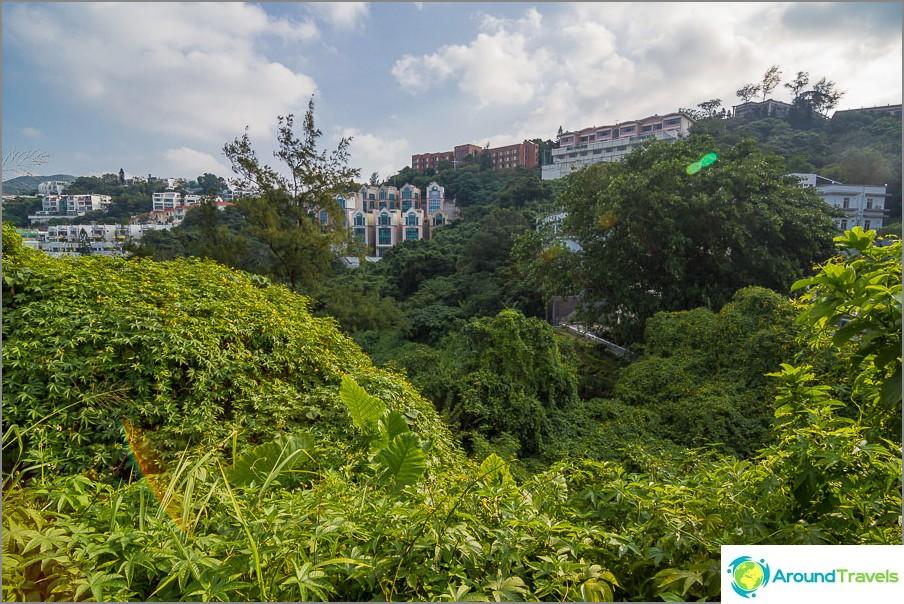 Hopeaketjuinen ranta Hong Kong (11)