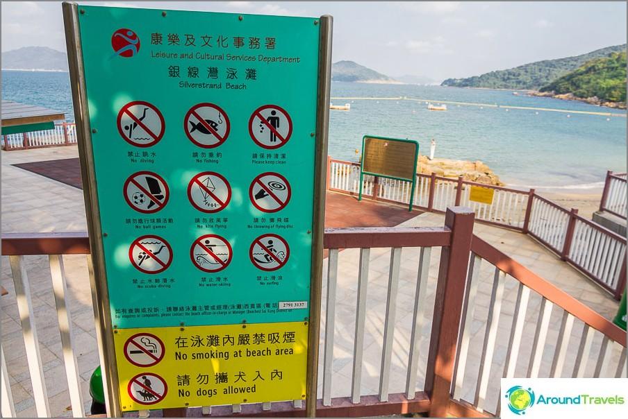 Hopeaketjuinen ranta Hong Kong (12)