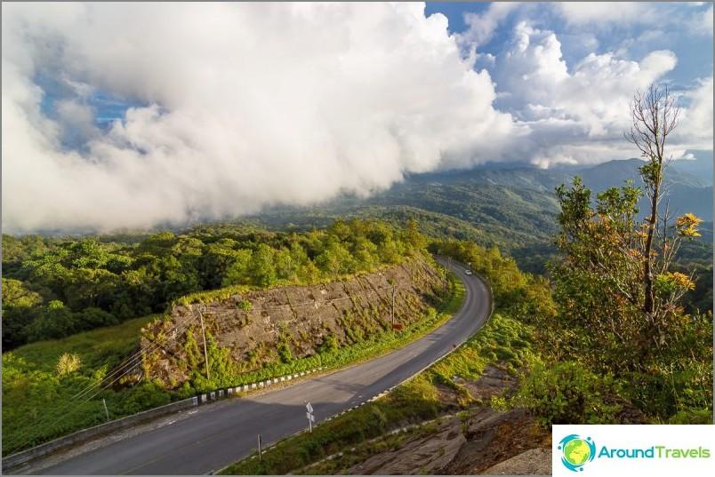 Национален парк Doi Inthanon