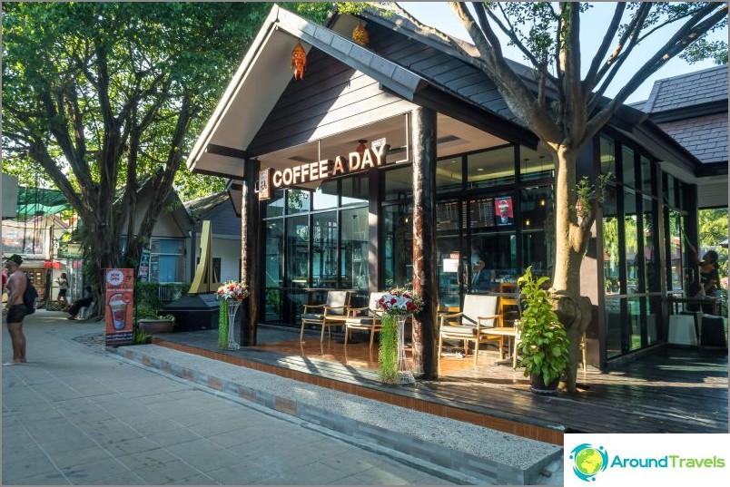 Kahvi kahvi päivässä