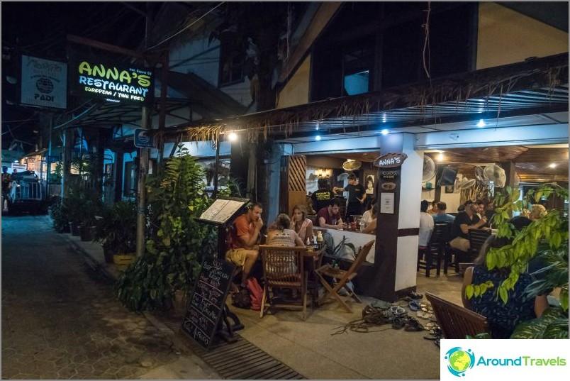 Kahvila Annan ravintola
