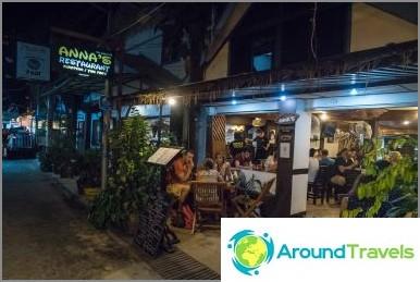 Nizzan Annan ravintola Phi Phissa - kävi ja tarkisti arvosteluita