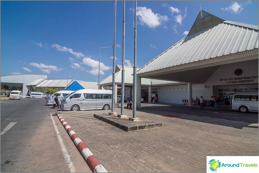 Krabin lentokenttä