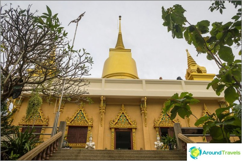 Пагода Чавенг