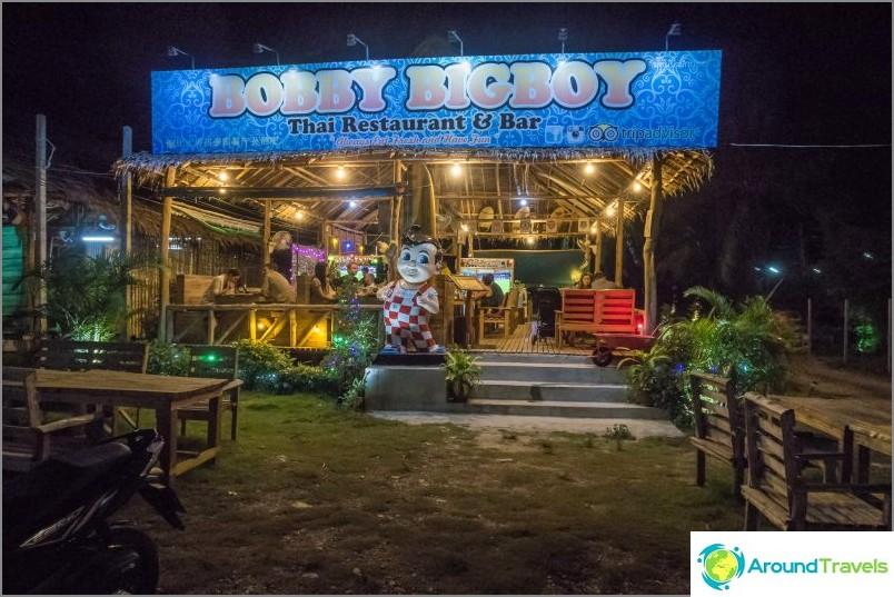 Cafe Bobby Big Boy Lantassa