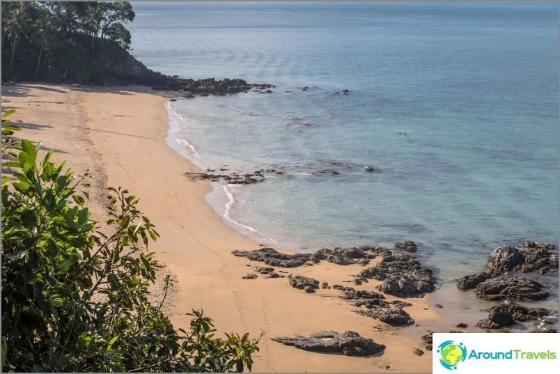 Плаж Нуи на Ланта