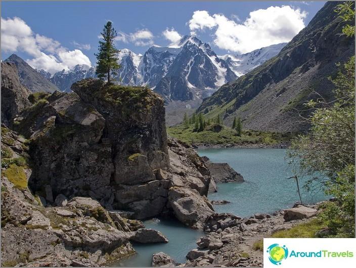 Altai-vuori.
