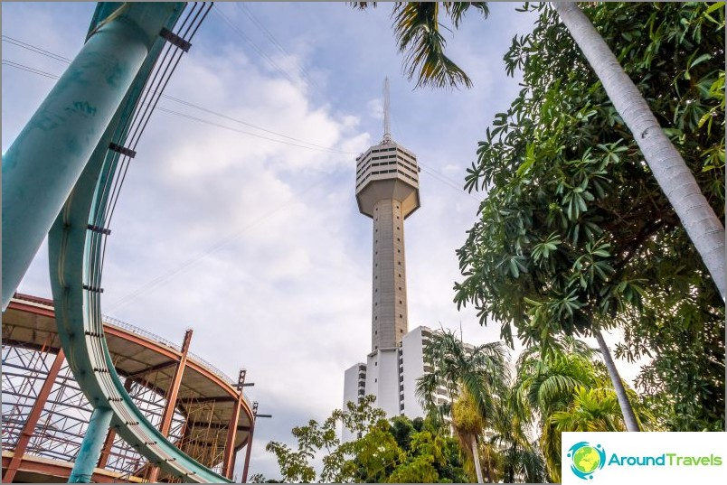 Pattaya Park -hotellin torni