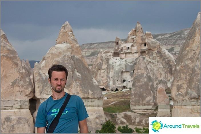 Parco Nazionale Cappadocia. Göreme
