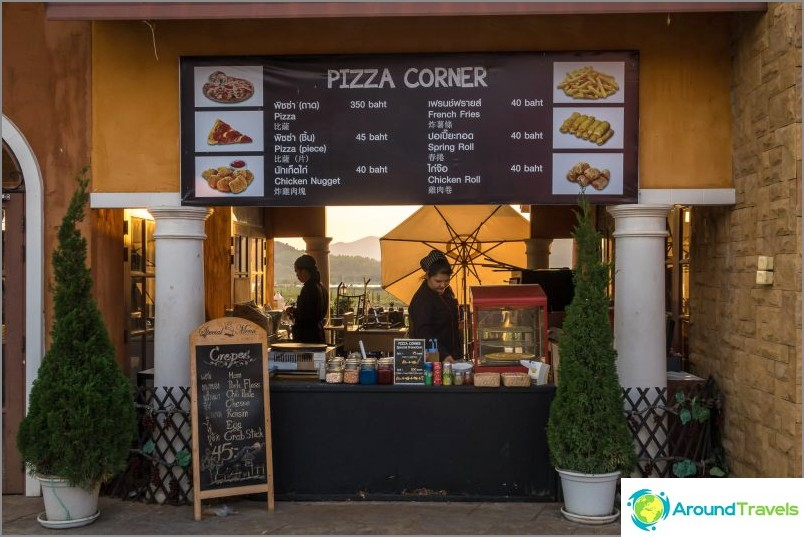 Pizzeria Silver Lakessa
