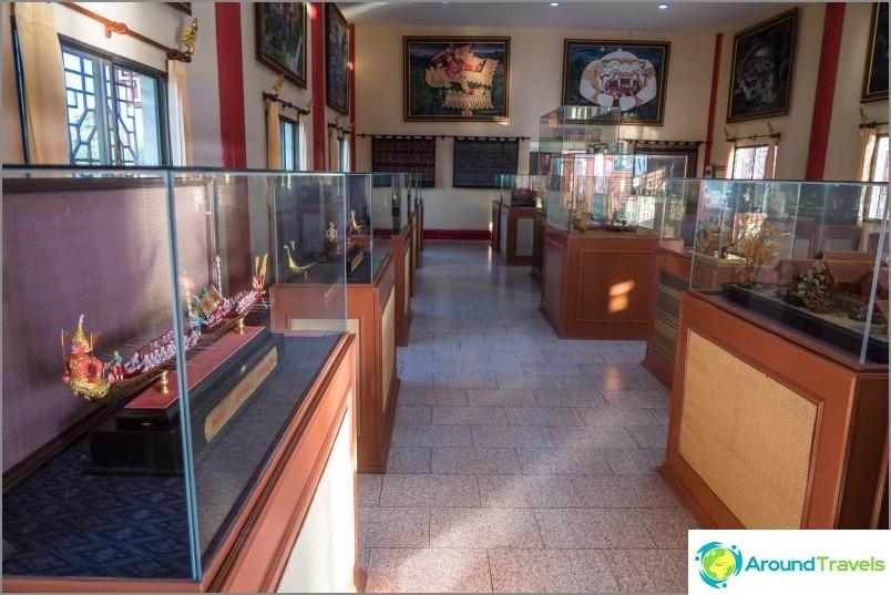 Зала с експонати