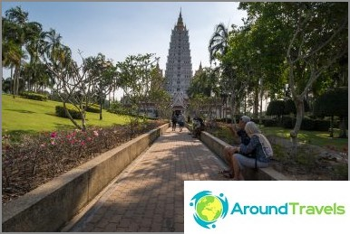Wat Yans tai Wat Yansangwararam