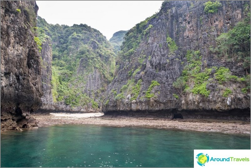 Retki Phi Phi -saarille Thaimaassa - arvosteluani ja mikä on paras tapa edetä