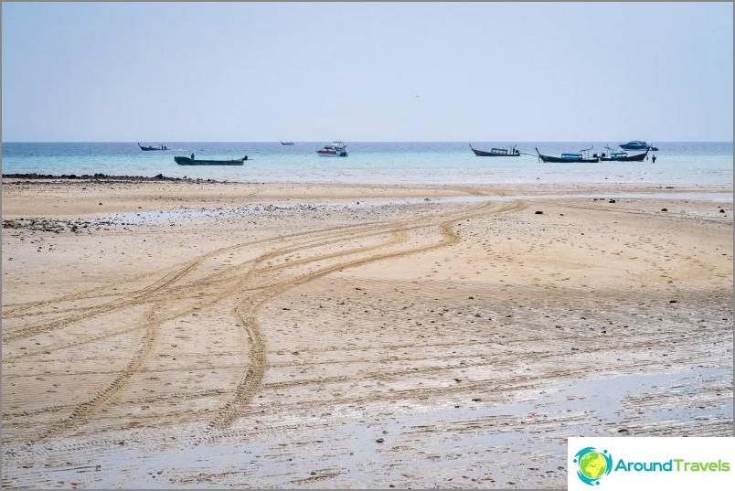 Lo Bao Khaon ranta Phi Phi Don -saarella