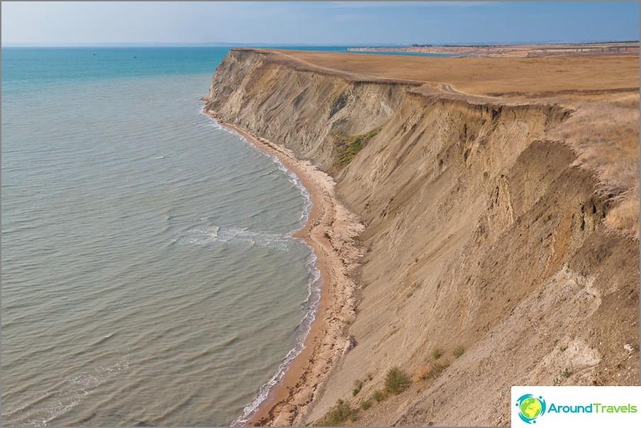 Harmaa meri Taman