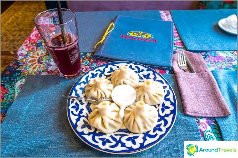 Кафе Tyubeteyka в Сочи - оазис на ориенталската кухня