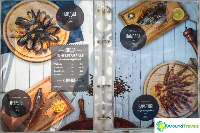 Cafe Del Mar Sotšissa - kahvila, johon haluat palata