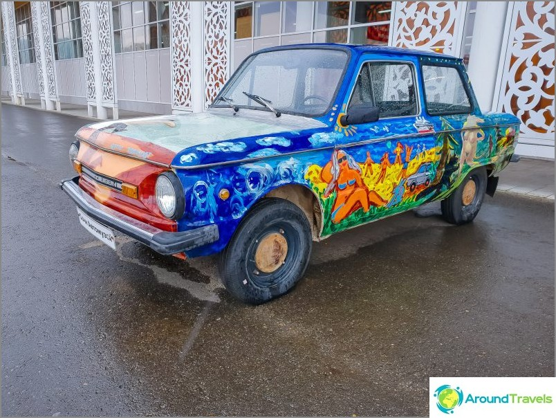 Музей на автомобилите в Сочи