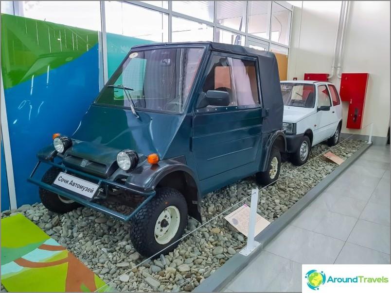 Автомобилна количка M7901
