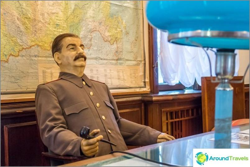 Stalinin mökki Sotšissa