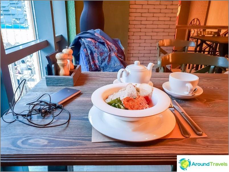 Restaurant Trattoria 540 - Italialainen taverna Gorky Gorodissa