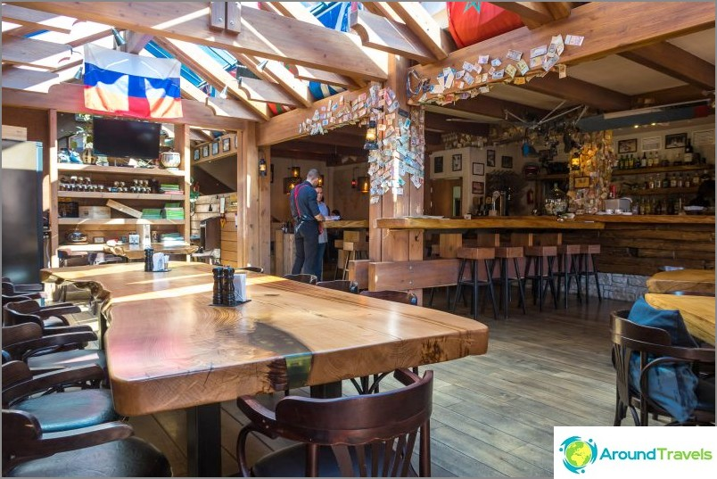 Ресторант Triconi в Красная поляна - 50% отстъпка за щастлив час