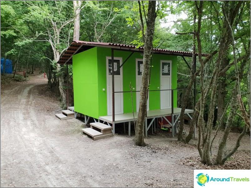 Siviilikäymälät ja wc: t
