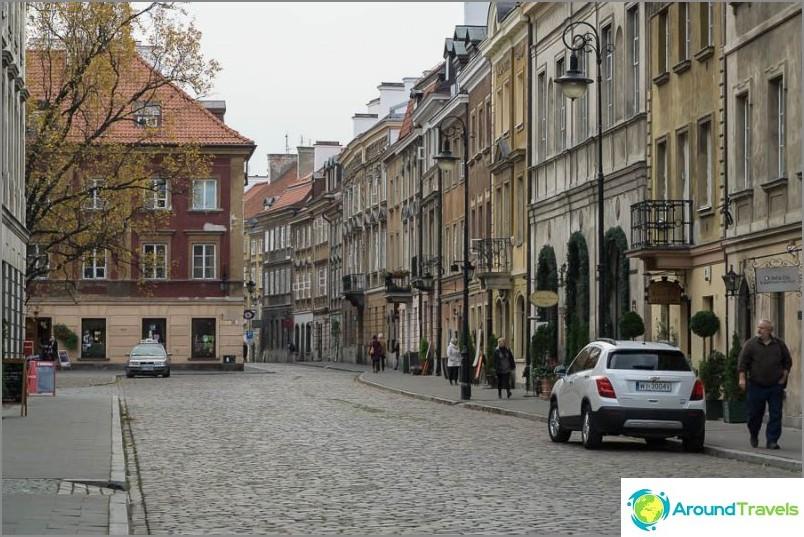 Staryj-Gorod-Варшава-10