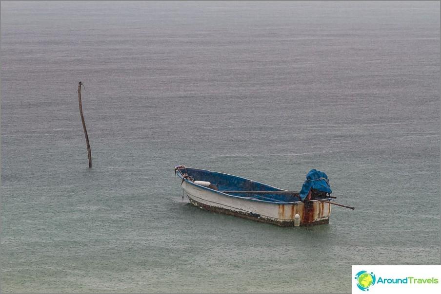 Sadekausi Koh Samuilla
