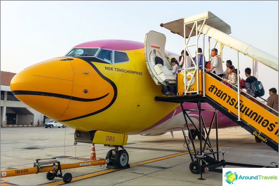 NokAir on viileä lentoyhtiö