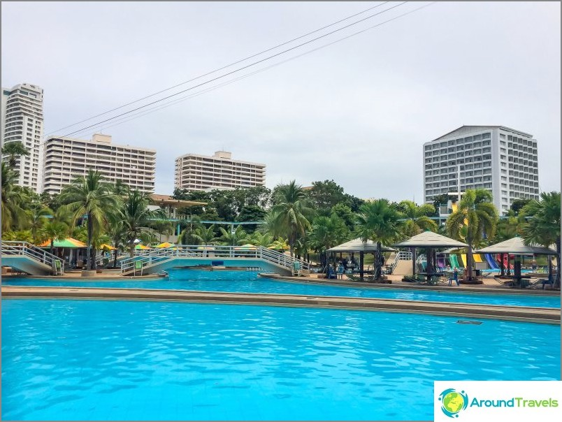 Vesipuisto Pattaya Park