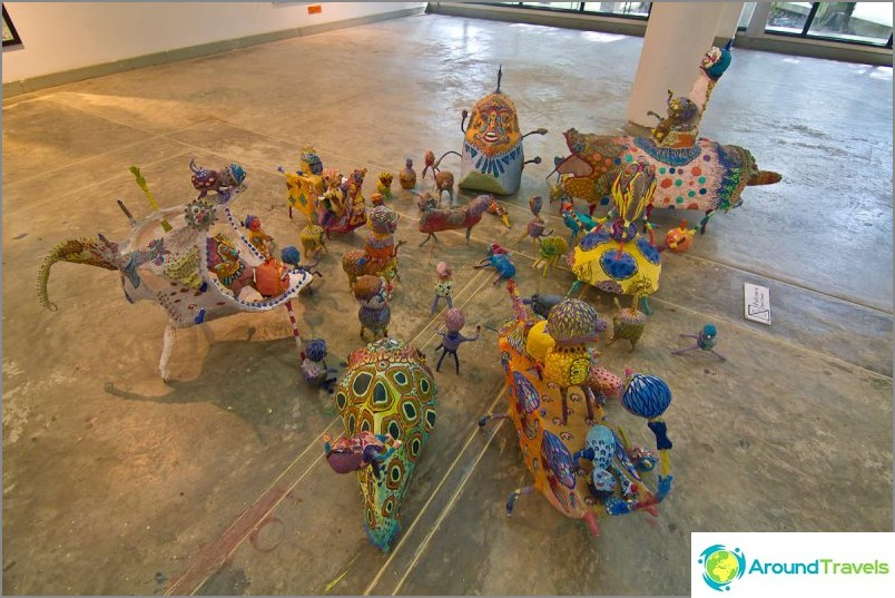 Chiang Main yliopiston taidekeskus (6)