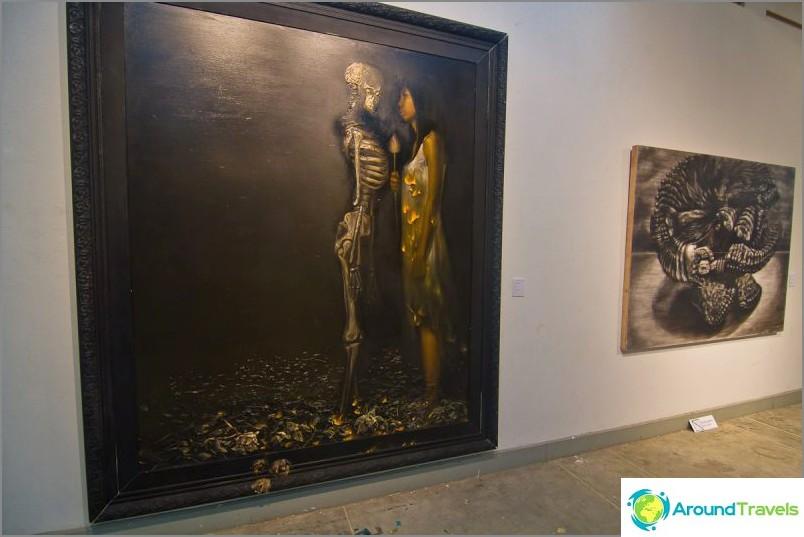 Chiang Main yliopiston taidekeskus (8)