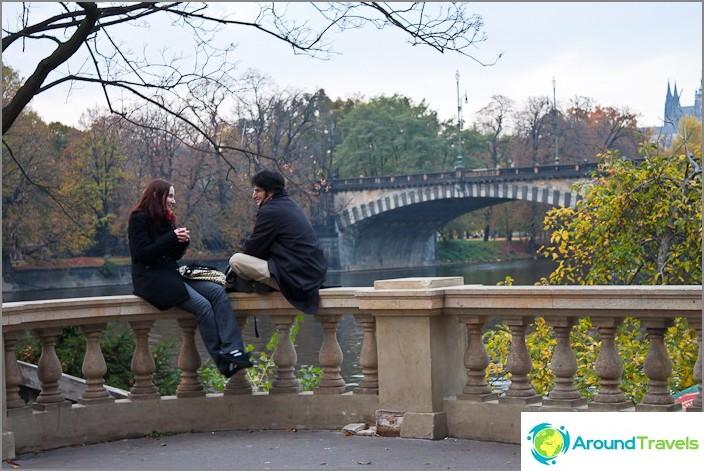 Прага - романтичен град