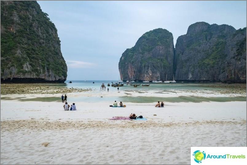 Maya Bay Phi Phissa - paras valokuva
