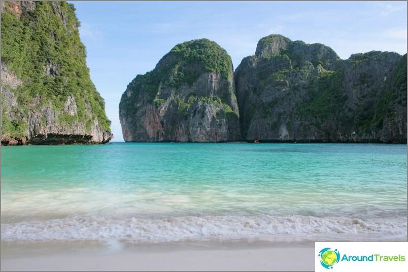 May Bay, Phi Phi, maaliskuu.