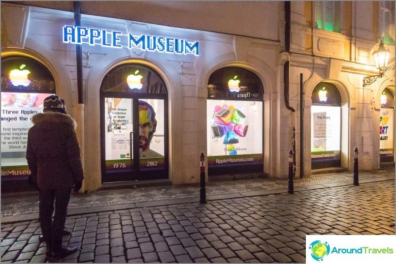 Apple Technology Museum Prahassa