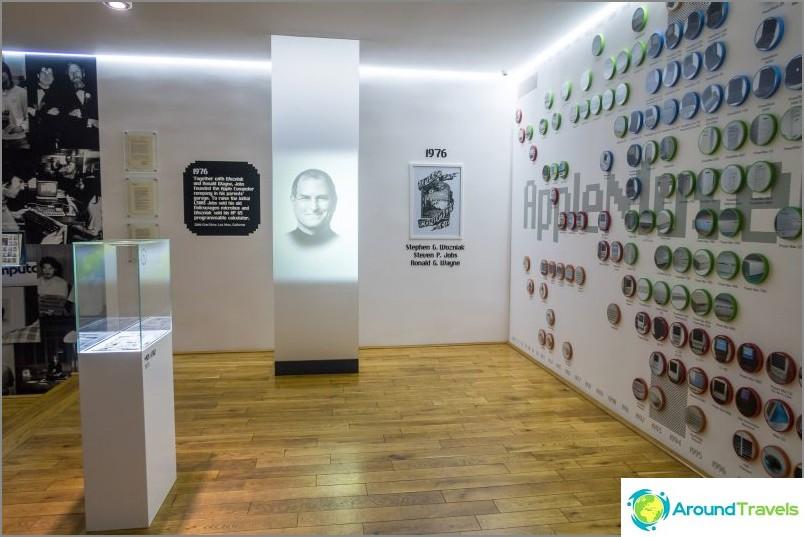 Apple Technology Museum Prahassa - vain sisäpiiriläiset