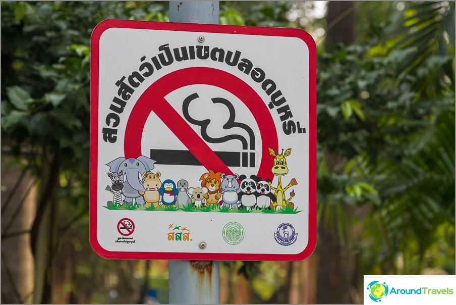 Beasts tupakointia vastaan!