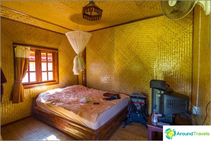 Kalliimpi bungalow - Phu View Guesthouse