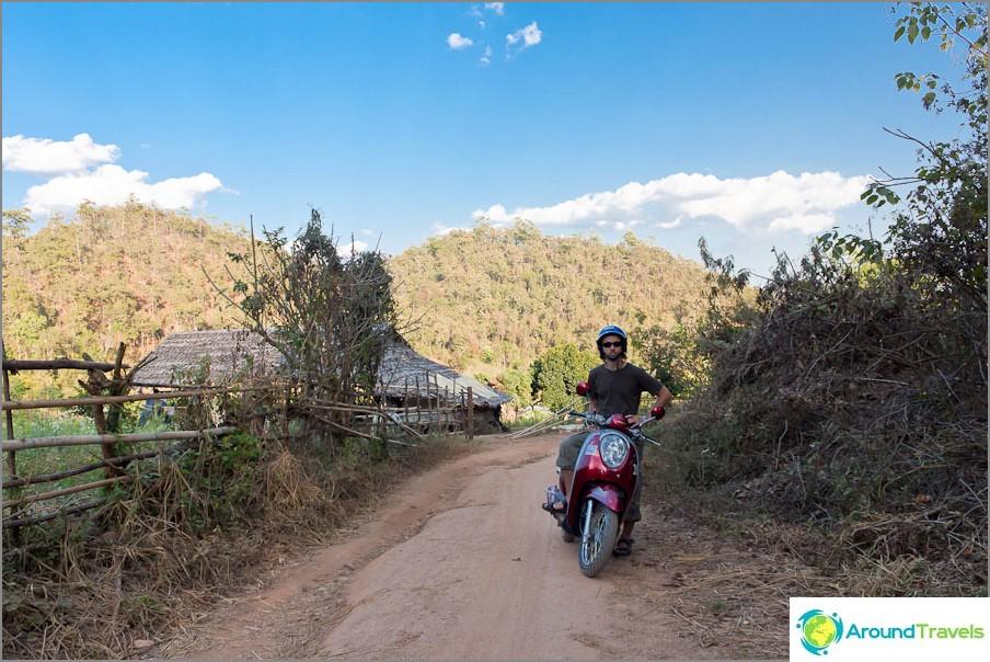 Scoopy lähtee Thaimaan ulkopuolelle