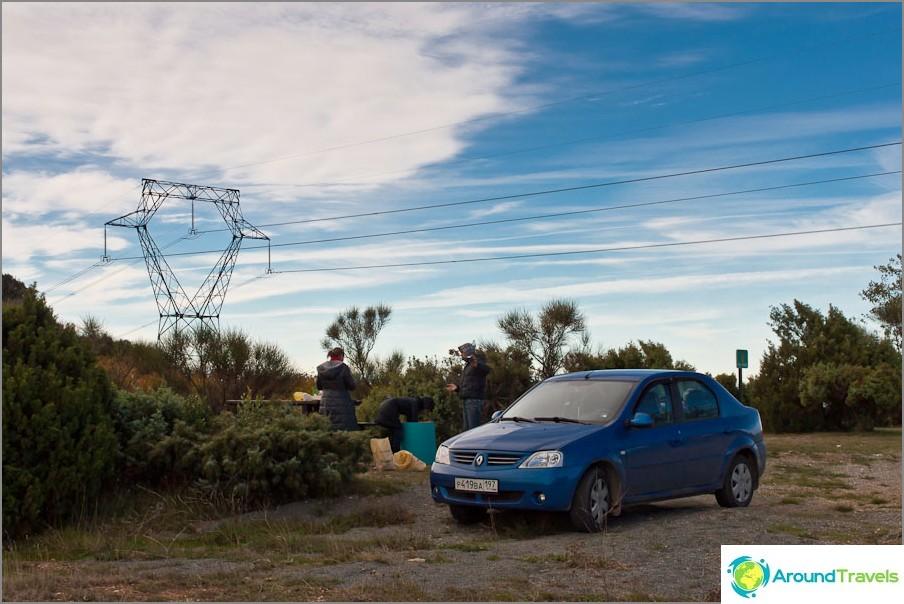 Пътуване във Франция с кола