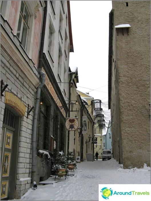 تالين - المدينة القديمة