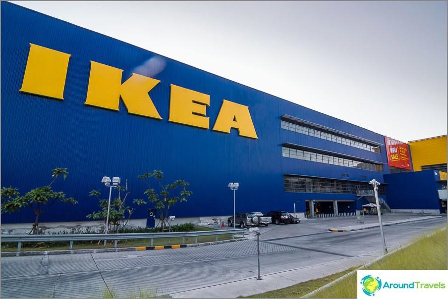 Ikea Bangkokissa