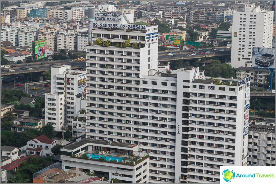 Kuinka vuokrata asunto Bangkokista